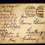 Feldpostkarten Oskar Schneider und Familie, item 16