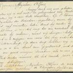 Pakketje brieven en postkaarten van 1916, item 3