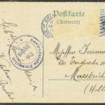 Pakketje brieven en postkaarten van 1916, item 6