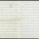 Pakketje brieven en postkaarten van 1916, item 22