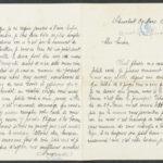 Pakketje brieven en postkaarten van 1916, item 24