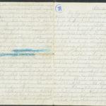 Pakketje brieven en postkaarten van 1916, item 45