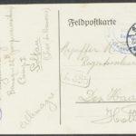 Pakketje brieven en postkaarten van 1916, item 57