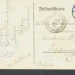 Pakketje brieven en postkaarten van 1916, item 58