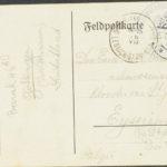 Pakketje brieven en postkaarten van 1916, item 62