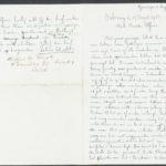Pakketje brieven en postkaarten van 1916, item 77