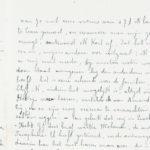Pakketje brieven en postkaarten van 1916, item 78