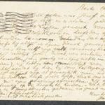 Pakketje brieven en postkaarten van 1916, item 84