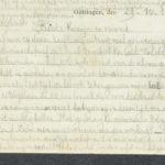 Pakketje brieven en postkaarten van 1916, item 100