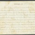Pakketje brieven en postkaarten van 1916, item 101