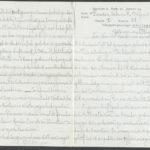 Pakketje brieven en postkaarten van 1916, item 125