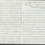 Pakketje brieven en postkaarten van 1916, item 129
