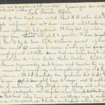 Pakketje brieven en postkaarten van 1916, item 132