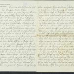 Pakketje brieven en postkaarten van 1916, item 138