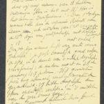 Pakketje brieven en postkaarten van 1916, item 146