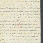 Pakketje brieven en postkaarten van 1916, item 148