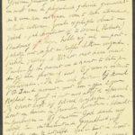 Pakketje brieven en postkaarten van 1916, item 152