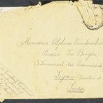 Pakketje brieven en postkaarten van 1917, item 8
