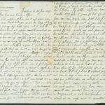 Pakketje brieven en postkaarten van 1917, item 13