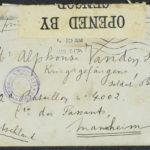 Pakketje brieven en postkaarten van 1917, item 15