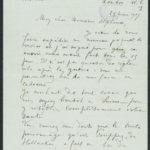 Pakketje brieven en postkaarten van 1917, item 18