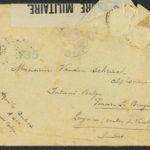Pakketje brieven en postkaarten van 1917, item 19