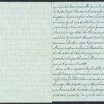 Pakketje brieven en postkaarten van 1917, item 38
