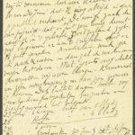 Pakketje brieven en postkaarten van 1917, item 52