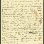 Pakketje brieven en postkaarten van 1917, item 54