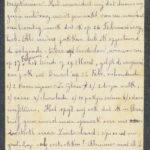 Pakketje brieven en postkaarten van 1917, item 56