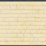 Pakketje brieven en postkaarten van 1917, item 60
