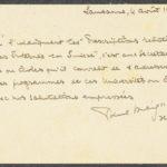 Pakketje brieven en postkaarten van 1917, item 68