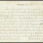 Pakketje brieven en postkaarten van 1917, item 78