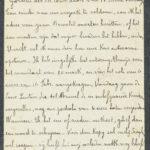 Pakketje brieven en postkaarten van 1917, item 80