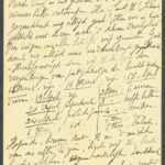 Pakketje brieven en postkaarten van 1917, item 84
