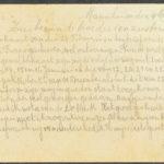 Pakketje brieven en postkaarten van 1917, item 88