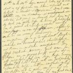 Pakketje brieven en postkaarten van 1917, item 98