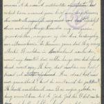 Pakketje brieven en postkaarten van 1917, item 100