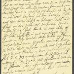 Pakketje brieven en postkaarten van 1917, item 106
