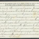Pakketje brieven en postkaarten van 1917, item 108