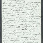 Pakketje brieven en postkaarten van 1917, item 110
