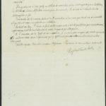 Pakketje brieven en postkaarten van 1917, item 117