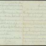 Pakketje brieven en postkaarten van 1917, item 130