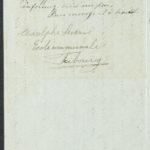 Pakketje brieven en postkaarten van 1917, item 144