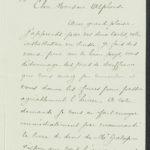 Pakketje brieven en postkaarten van 1917, item 155