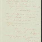 Pakketje brieven en postkaarten van 1917, item 162