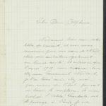 Pakketje brieven en postkaarten van 1917, item 163