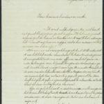 Pakketje brieven en postkaarten van 1917, item 171