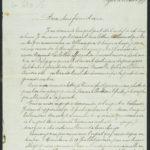 Pakketje brieven en postkaarten van 1917, item 175