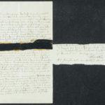 Pakketje brieven en postkaarten van 1917, item 185